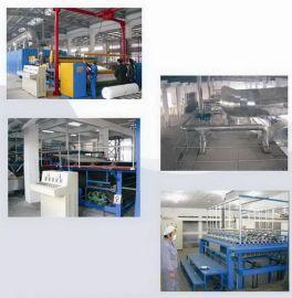 玻璃纤维电路板毡生产线