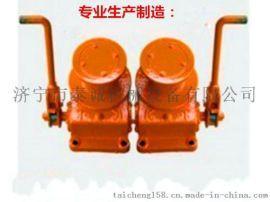 手动涡轮张紧装置生产厂家 120皮带机涡轮卷筒