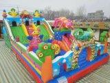 黑龍江兒童充氣滑梯廠家推薦真的是很棒