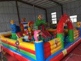 四川广元儿童充气城堡孙猴子真的好厉害啊