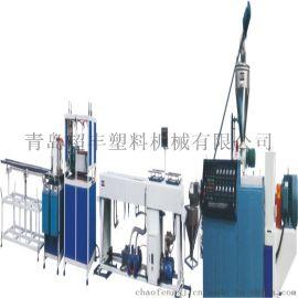 PVC塑料管材生产线/PVC排水管生产线
