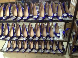 大码尖头鞋,大码高跟鞋,外贸大码鞋