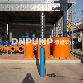 高效节能型潜水井泵天津厂家