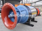 220KW雪橇式潛水軸流泵