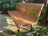 木质户外长椅防腐木小区休闲长椅室外塑木公园长椅