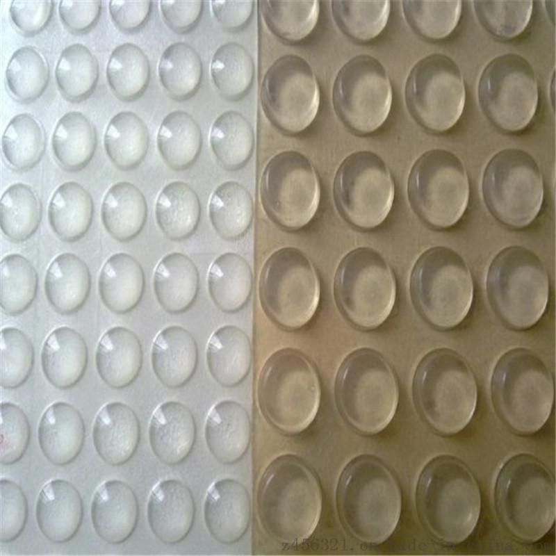 透明硅胶垫、南通减震固定脚垫、耐高温硅胶垫