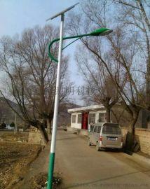 陕西渭南市 LED8米40瓦城镇道路用太阳能路灯