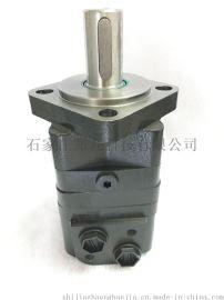混凝土搅拌车配件 大扭矩大功率摆线液压马达BMS200 OMS200