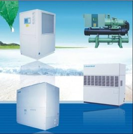 西谷节能中央空调 风冷水冷柜式空调 一体式制冷机组