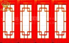 巴中中式格子門窗,實木雕花門窗定制廠家