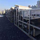 出售綠鼎牌二手2米帶式壓濾機沙場污水處理設備
