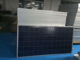 河北太阳能路灯充电100W多晶太阳能电池板