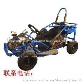 高質量低底盤卡丁車 成人兒童電動汽油卡丁車 廠家直銷