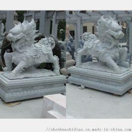 石麒麟,麒麟雕塑,石雕麒麟雕刻专业生产厂家