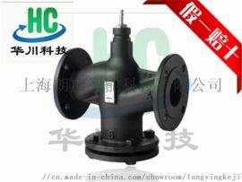 **西门子VVF53.15两通蒸汽电动调节阀门DN15