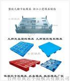 黄岩模具公司川字PP地板模具30年老品牌