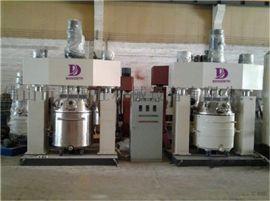 合肥聚氨酯玻璃胶生产线 强力分散机混合设备厂家