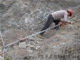 主動柔性防護網,穩固邊坡柔性防護網