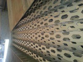 外墙装饰冲孔铝板网安装使用情况