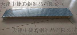 三角形有拉缝型聚氨酯夹芯墙面板