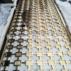 钛金不锈钢镂空屏风 不锈钢屏风专业厂家定制