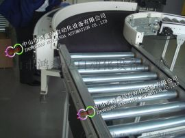 广东海关智能安检输送线 物流分拣线 自动滚筒线