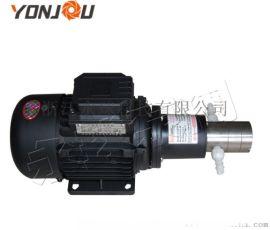 CQCB型不锈钢磁力齿轮泵
