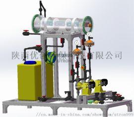 次氯酸钠发生器 电解法次氯酸钠消毒设备