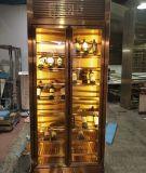 客廳現代不鏽鋼酒櫃廚房酒櫃酒架設計定做