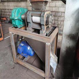 双螺杆挤压造粒机 化肥对辊挤压造粒机 硫酸镁钾肥对辊挤压造粒机