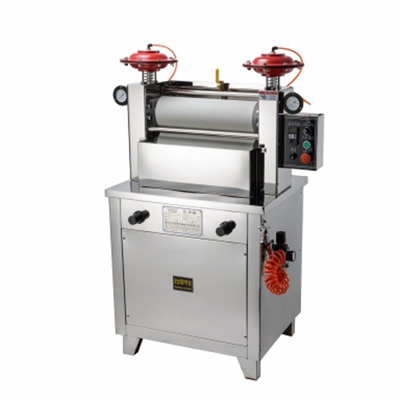 氣壓電動小軋車P-AO立式軋車染整機械