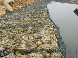 堤坡防护包塑石笼网垫|河道治理镀锌雷诺护垫
