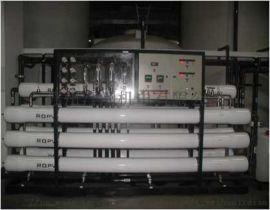 泰州制药纯水设备(RO配不锈钢高压泵)