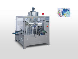 浙江台州包装袋视觉检测设备  自动化检测包装一体机