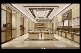 商场珠宝展柜,不锈钢珠宝展示柜,黄金展示柜设计制作
