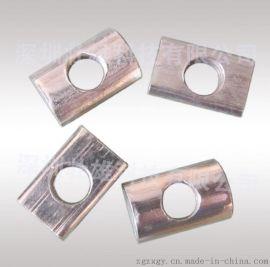铝合金半圆螺母 紧固件规格齐全 欢迎进店资询
