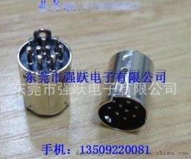 MINI DIN 4PIN粗针,中4PIN连接器,中4P**