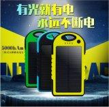 太阳能移动电源  20000毫安手机多功能充电宝   iPhone6适用充电宝