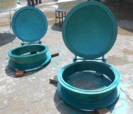 弘洋水利供应DN300玻璃钢拍门