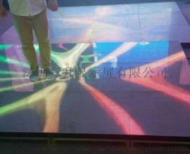 LED全彩互动地砖屏P6.25