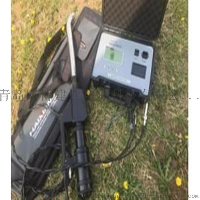 带锂电池版便携油烟检测仪,现场实时显示打印