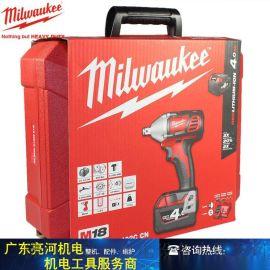 """米沃奇Milwaukee BIW12-402C 锂电池充电式1/2""""冲击扳手"""