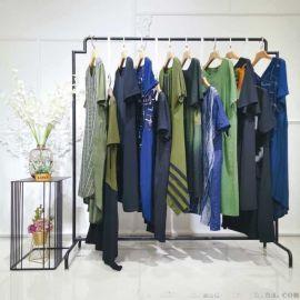 女装套装芝麻衣柜是牌子库存尾货服装女式T恤慕希女装