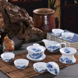礼品公司订制陶瓷茶具 实惠茶具厂家
