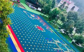 河北湘冠混合型塑胶跑道厂家