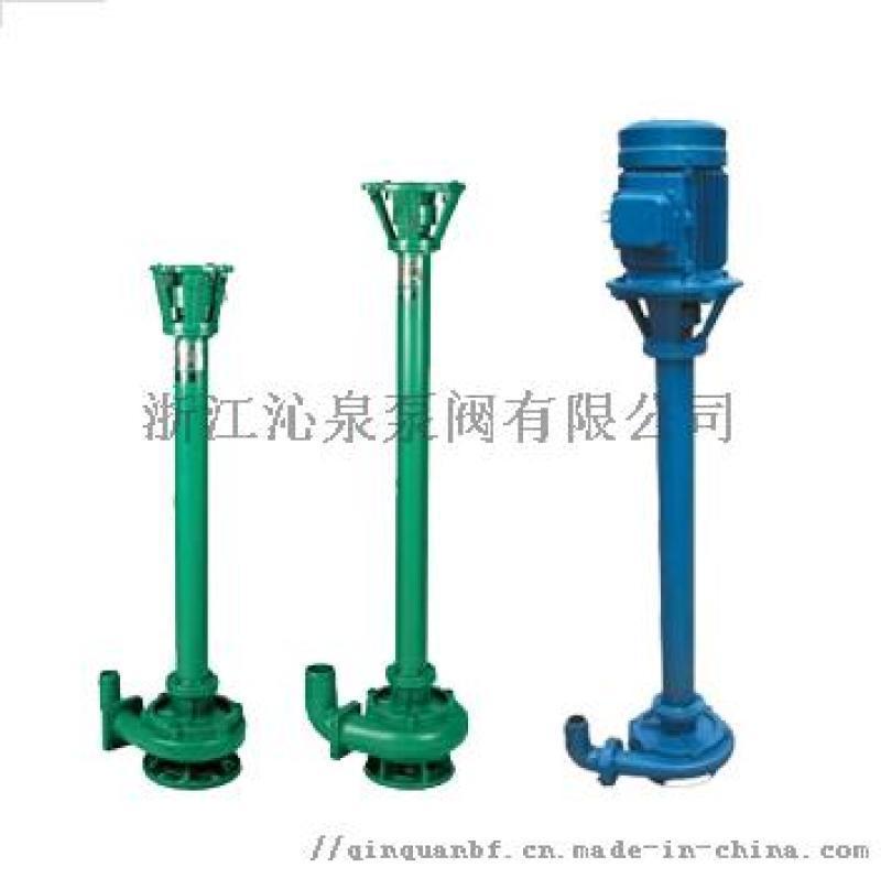浙江沁泉 NL型长轴液下立式污水泥浆泵