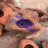 厂家供应火山石多肉种植火山石3-6mm