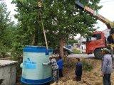 沧州一体化预制污水提升泵站