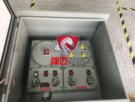 0.75KW防爆风机控制箱