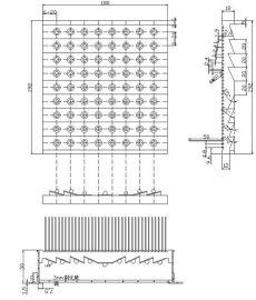 LED型材散热器